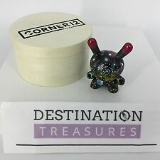 "Corner12 Mark Nagata Max Toy Kidrobot 3"" Dunny's in Space Martian LE 12 Signed"