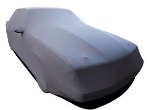 New 1986-93 Ford Mustang Coupe Indoor Car Cover - Black