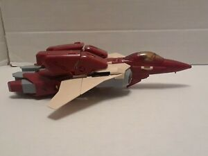 Rook Bartley Alpha Fighter Jupiter Base Robotech Matchbox Gakken Vintage 1986