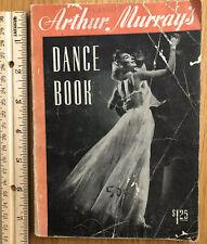 Arthur Murray Dance Book 1944