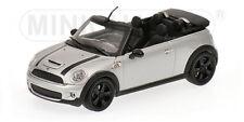Mini Cooper S 2009 Silver Minichamps 1:43 431138830 Modellino