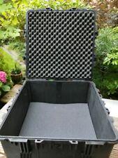 Peli case 1640 protector case, Water tight with Wheels, Retractable handle
