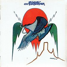CD - EAGLES - On the border