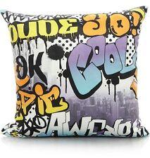 Los adolescentes Trouble Maker Graffiti Cama Cojín Chicos Chicas Cool Trendy ☆☆ ~