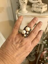 Authentic South Sea Pearl Ring