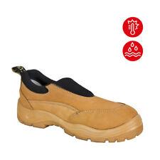 Cougar work shoes wheat steel cap Mens AU size 11