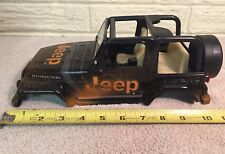 New Bright Jeep Rubicon Hard Body Shell Rock Crawler Mud Slinger 1:10