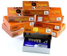 Original AKAI TC-300 Tape Cleaner Felt Kit for Audio Tape Recorder M4 M5 M6 M7
