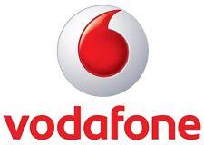Official UK Vodafone sim card Pay As You Go PAYG Includes Standard Micro & Nano