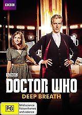 DOCTOR WHO - DEEP BREATH   (Peter Capaldi, Jenna Coleman) NEW DVD