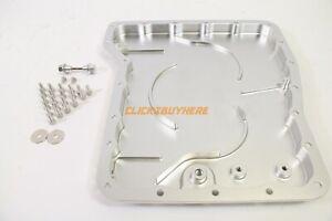 Aluminum CNC Transmission Oil Sump Pan Fits Nissan GTR 09-19 R35 VR38 VR38DETT