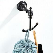 Black Brass Robe Hook Bath Hardware Accessories - Oil Rubbed Bronze