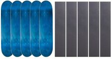 "Cal 7 Maple Skateboard Deck Multi-Color 7.75"" 8"" 8.25"" 8.5"" w/Grip Tape 5 Pack"