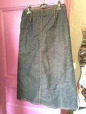 jupe longue en jean Promod taille 40