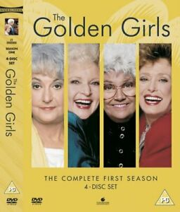 The Golden Girls - The Complete First Season [DVD] [1985] - DVD  S6VG The Cheap