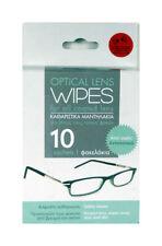 Lens Cleaning 4 Box X 10  Wipes Eye Glasses Computer Optic