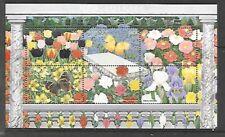 GABON Sc 891 NH SOUVENIR SHEET OF 1997 - FLOWERS