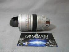 TINY COMPACT CANON ZOOM 1.8/12.5-50mm C-MOUNT LENS 16MM MOVIE CAMERA