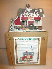 Silvestri Hearthstone Village Christmas Lighted Holiday House General Store