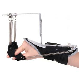Finger Wrist Orthotics Exerciser Rehabilitation Device for Stroke Adjustable je