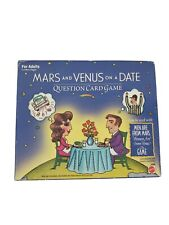 Mars and Venus on a Date Question Card Game For Adults by Mattel 2524