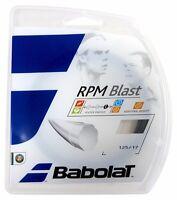 Babolat RPM Blast 17 String 40ft set (Express Shipping)