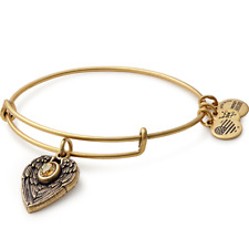 NEW!!! ALEX AND ANI  Guardian Angel Charm Bangle ~ B-38