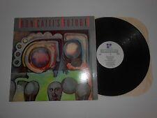 LP- RON CATTI'S FUTURE ON SPIRIT RECORDS , RARE