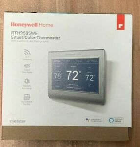 NEW - Honeywell Home RTH9585WF1006 Smart Color Thermostat