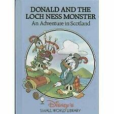 Donald and the Loch Ness Monster : An Adventure in Scotland Disne
