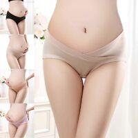 Pregnant Women Low Waist Briefs Maternity Panties Underwear Knickers Underpants