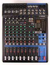 Yamaha MG12XU 12-Channel Analog Mixer Sound Board Mixing Console w/ Effects