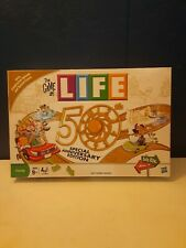The Game of Life - 50th Anniversary Edition #03 - 2010 Hasbro - Super Clean!