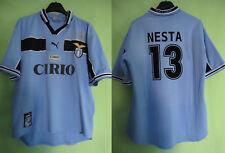 Maillot SS Lazio Boksic 1997 Vintage Cirio Jersey Calcio Puma - XL