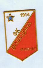 Fudbalski klub FK Vojvodina Novi Sad Serbia Football Patch