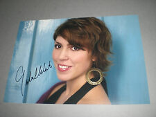 Gabriela Montero pianist sexy signed autograph Autogramm 8x11 photo in person