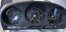Mercedes Benz Parts w116 300 SD instrument cluster 260129