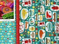 Pillowcase Fabric / Pattern Kit BOY CRAZY by Riley Blake