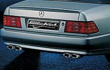 Mercedes Benz SL R129 Heck Spoiler  (89-01) Dezent Montage ohne Bohren