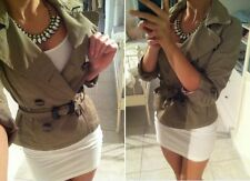 ♥ Blazer Jacke H&M beige Gr. 34 ♥