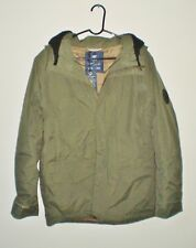 ROARK ARMY Versatile Hooded Winter Parka Jacket Size: MEDIUM Olive Green NWOT