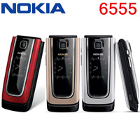 Original Nokia 6555 100% UNLOCKED GSM Cellular Phone Warranty 2018 Free Shipping