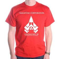 Inspired by Die Hard T Shirt Nakatomi Corporation Christmas Party '88 Cult Film