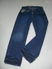 Faded Levi's Herren-Jeans aus Denim