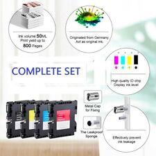 Inchiostro di stampa 4PCS Sublimation Catridge per Sawgrass SG400NA/SG400EU SG800NA/SG800EU