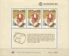 Timbres Europa Musique Açores BF6 ** lot 6742