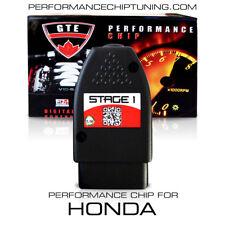 Stage 1 Performance Chip Plug-n-Play Module OBD2 Tune for Honda Accord 2013+