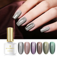 BORN PRETTY 6ml 5D Magnetic Nail Gel Polish Gray Blue Soak Off Nail Art UV Gel