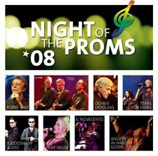Night of the Proms 15 (2008) Angels In Harlem Gospel Choir, Kim Wilde, Ro.. [CD]