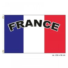 Drapeau France Grand Modèle :150 X 90 Cm
